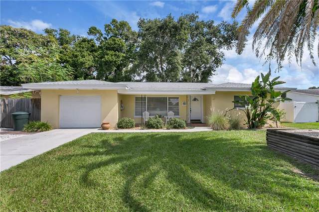 1509 Lakeside Drive, Dunedin, FL 34698 (MLS #U8101784) :: Dalton Wade Real Estate Group