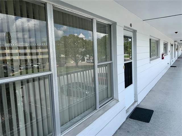 2220 Swedish Drive #40, Clearwater, FL 33763 (MLS #U8101855) :: KELLER WILLIAMS ELITE PARTNERS IV REALTY