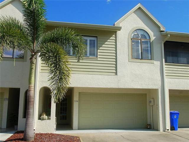 594 Walden Court, Dunedin, FL 34698 (MLS #U8101885) :: Dalton Wade Real Estate Group