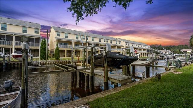 200 Meres Boulevard #3, Tarpon Springs, FL 34689 (MLS #U8101921) :: Premier Home Experts