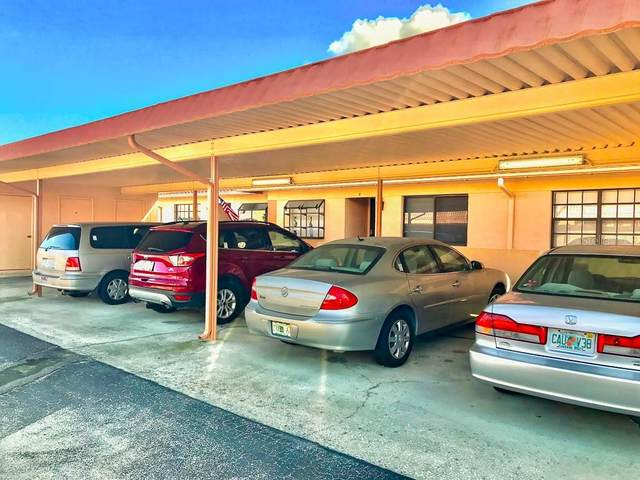 19029 Us Highway 19 N 33E, Clearwater, FL 33764 (MLS #U8101925) :: Your Florida House Team