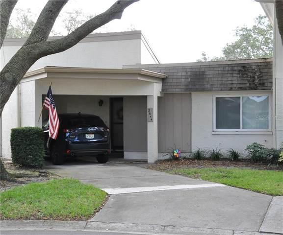 2644 Cedar View Court 102A, Clearwater, FL 33761 (MLS #U8101965) :: Dalton Wade Real Estate Group