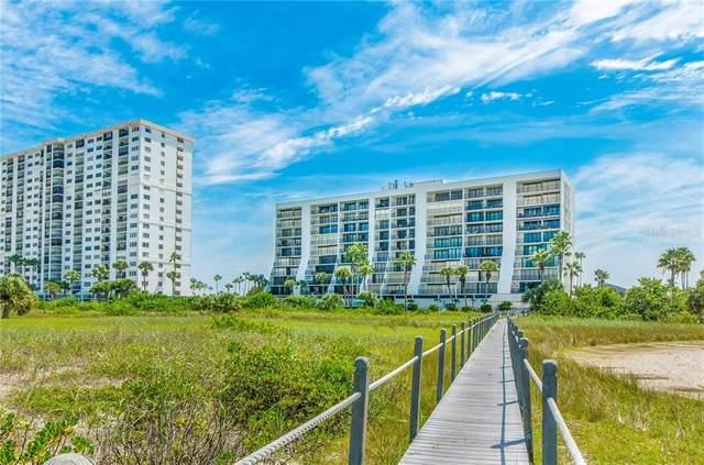 1250 Gulf Blvd #405, Clearwater, FL 33767 (MLS #U8101978) :: Pristine Properties