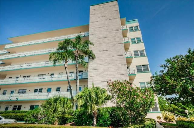 2960 59TH Street S #401, Gulfport, FL 33707 (MLS #U8101990) :: Cartwright Realty