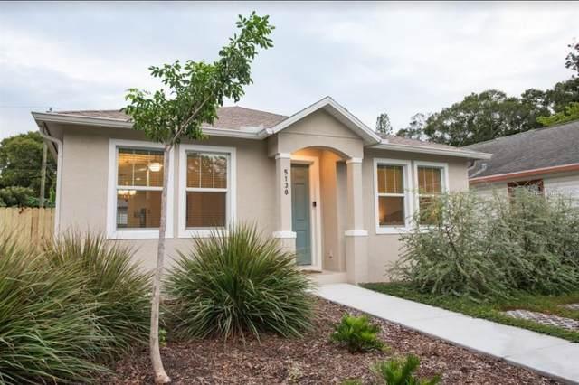 5130 16TH Avenue S, Gulfport, FL 33707 (MLS #U8102005) :: Pristine Properties