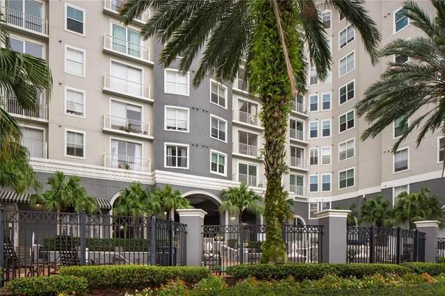 700 S Harbour Island Boulevard #131, Tampa, FL 33602 (MLS #U8102064) :: Cartwright Realty
