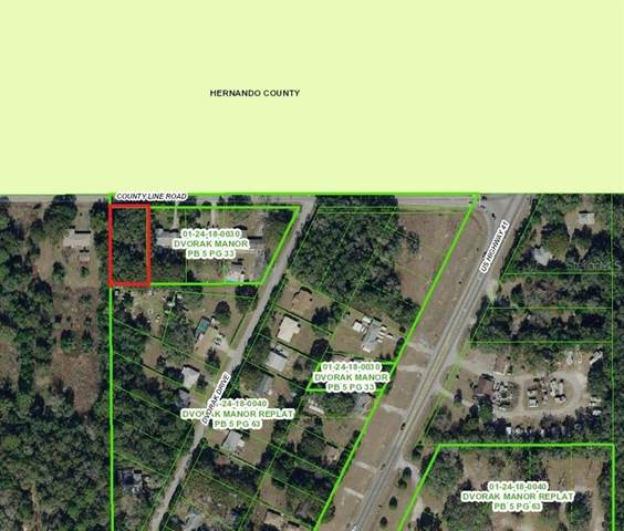 0 County Line Rd, Spring Hill, FL 34610 (MLS #U8102149) :: Griffin Group