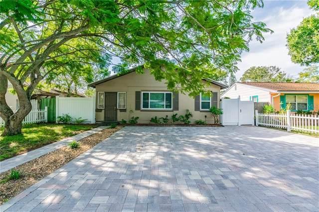 5618 15TH Avenue S, Gulfport, FL 33707 (MLS #U8102154) :: Real Estate Chicks