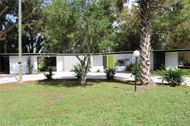 140 N Country Club Drive, Crystal River, FL 34429 (MLS #U8102167) :: RE/MAX Premier Properties