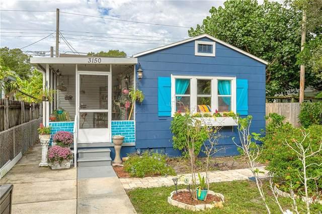 3150 17TH Street N, St Petersburg, FL 33713 (MLS #U8102197) :: Pristine Properties
