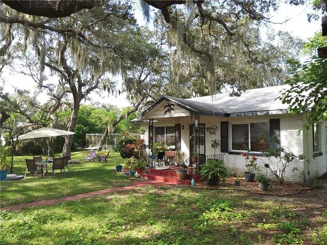 502 Pennsylvania Avenue, Crystal Beach, FL 34681 (MLS #U8102203) :: Globalwide Realty