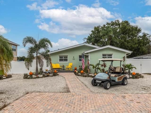 607 Broadus Street, Crystal Beach, FL 34681 (MLS #U8102215) :: Sarasota Property Group at NextHome Excellence