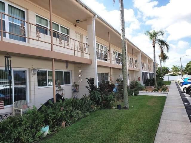 5860 43RD Terrace N #1515, Kenneth City, FL 33709 (MLS #U8102242) :: Keller Williams on the Water/Sarasota