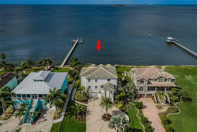 6714 Surfside Boulevard, Apollo Beach, FL 33572 (MLS #U8102297) :: Pristine Properties