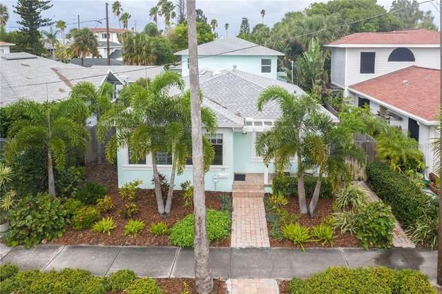 107 12TH Avenue, St Pete Beach, FL 33706 (MLS #U8102309) :: Real Estate Chicks