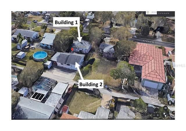 147 42ND Avenue NE, St Petersburg, FL 33703 (MLS #U8102326) :: Armel Real Estate