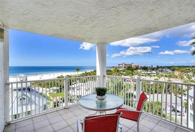 17980 Gulf Boulevard #506, Redington Shores, FL 33708 (MLS #U8102334) :: Lockhart & Walseth Team, Realtors