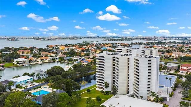 5940 Pelican Bay Plaza S #801, Gulfport, FL 33707 (MLS #U8102347) :: Premium Properties Real Estate Services