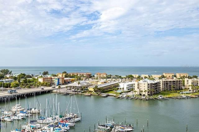 9525 Blind Pass Road #1205, St Pete Beach, FL 33706 (MLS #U8102348) :: Pristine Properties