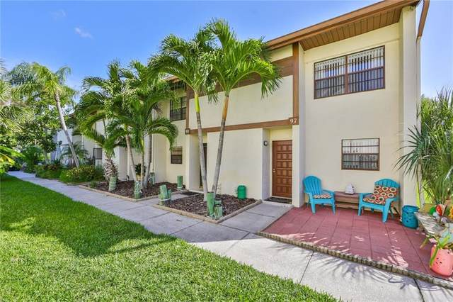 9209 Seminole Boulevard #97, Seminole, FL 33772 (MLS #U8102359) :: Pristine Properties
