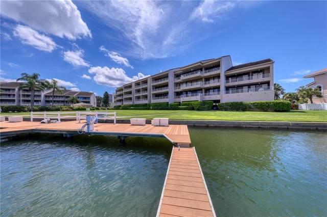 2795 Kipps Colony Drive S #103, Gulfport, FL 33707 (MLS #U8102375) :: Zarghami Group