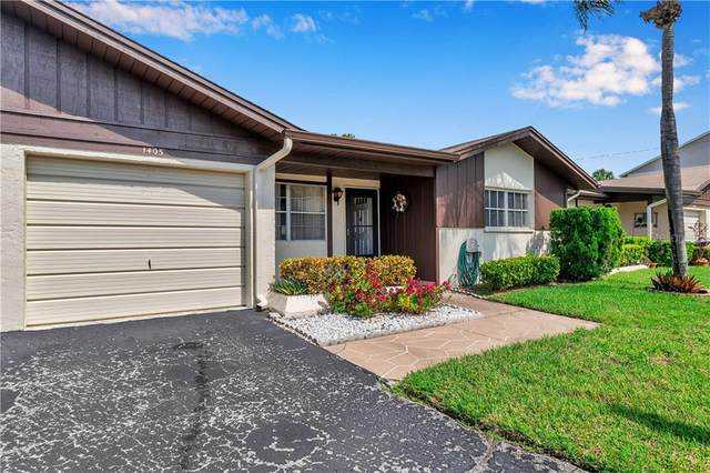 1405 Heather Ridge Boulevard #1405, Dunedin, FL 34698 (MLS #U8102389) :: Premium Properties Real Estate Services