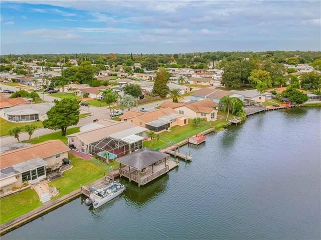 2400 Society Drive, Holiday, FL 34691 (MLS #U8102489) :: Sarasota Gulf Coast Realtors