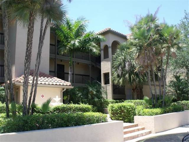2400 Feather Sound Drive N #1412, Clearwater, FL 33762 (MLS #U8102540) :: Sarasota Home Specialists