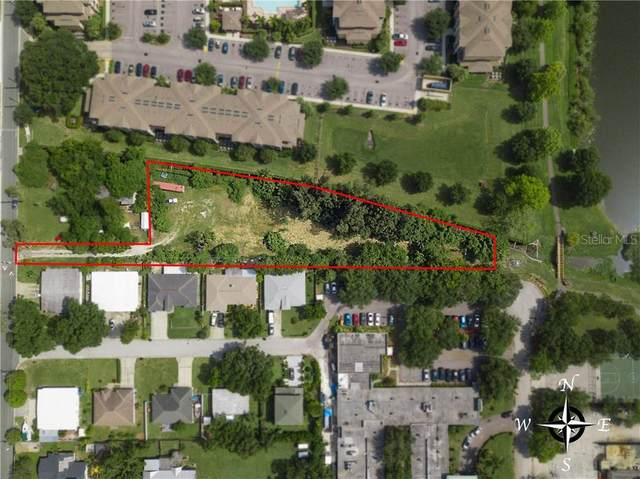 1045 25TH Street N, St Petersburg, FL 33713 (MLS #U8102541) :: Sarasota Property Group at NextHome Excellence