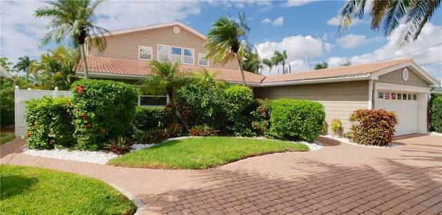 538 Crystal Drive, Madeira Beach, FL 33708 (MLS #U8102543) :: Zarghami Group