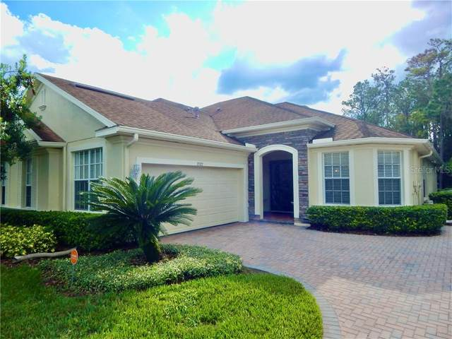 27322 Mistflower Drive, Wesley Chapel, FL 33544 (MLS #U8102568) :: The Paxton Group