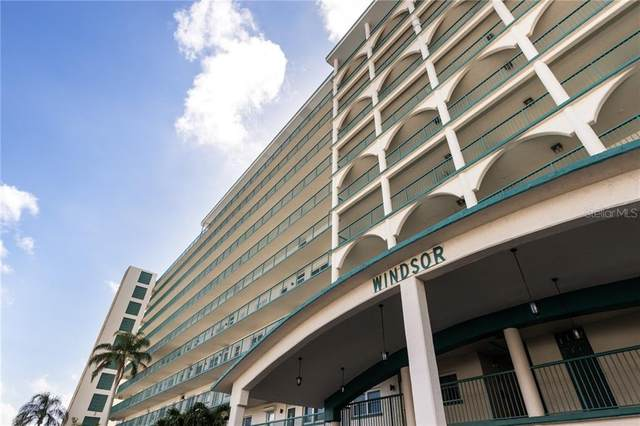 6020 Shore Boulevard S #607, Gulfport, FL 33707 (MLS #U8102580) :: Globalwide Realty