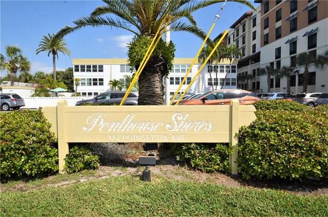 661 Poinsettia Avenue #104, Clearwater, FL 33767 (MLS #U8102590) :: Cartwright Realty