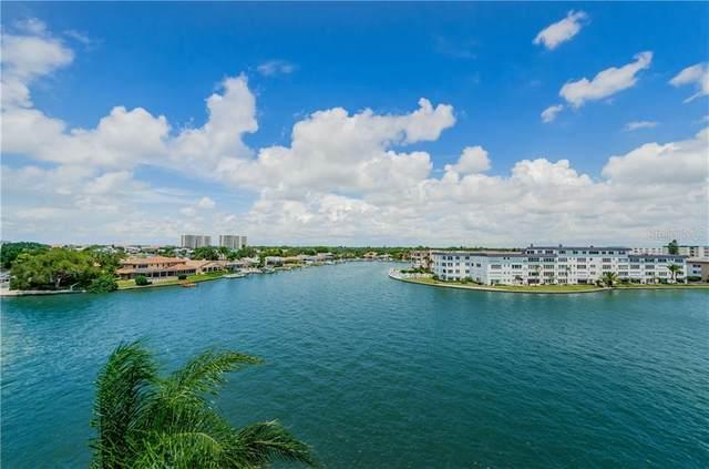 6075 Shore Boulevard S #511, Gulfport, FL 33707 (MLS #U8102605) :: Keller Williams on the Water/Sarasota