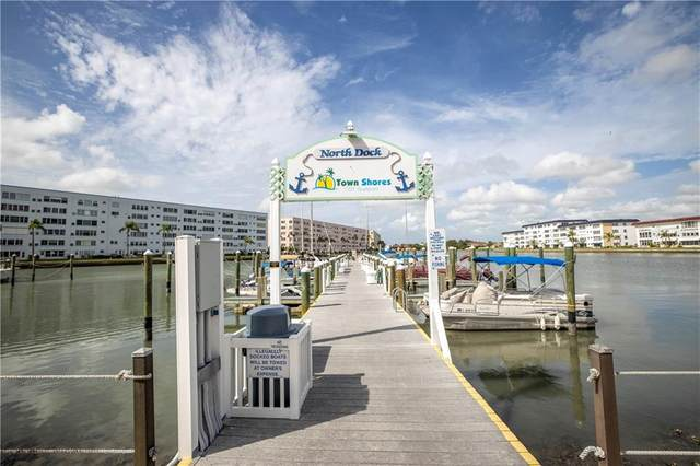 3010 59TH Street S #202, Gulfport, FL 33707 (MLS #U8102634) :: Cartwright Realty