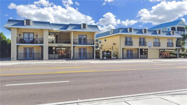 16333 Gulf Boulevard #103, Redington Beach, FL 33708 (MLS #U8102638) :: Burwell Real Estate