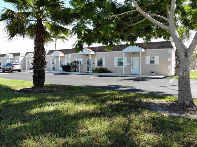 5100 Providence Circle #2, New Port Richey, FL 34652 (MLS #U8102651) :: Team Buky