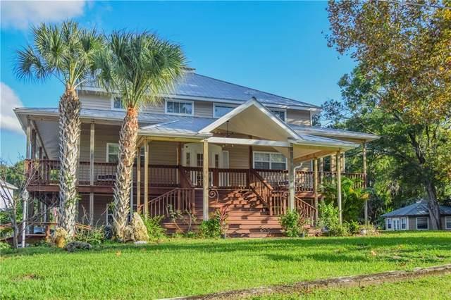 1214 Lagoon Road, Tarpon Springs, FL 34689 (MLS #U8102653) :: Griffin Group