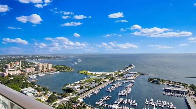 100 1ST Avenue N #4101, St Petersburg, FL 33701 (MLS #U8102811) :: Lockhart & Walseth Team, Realtors