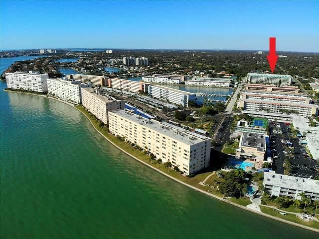 2850 59TH Street S #106, Gulfport, FL 33707 (MLS #U8102955) :: Keller Williams on the Water/Sarasota