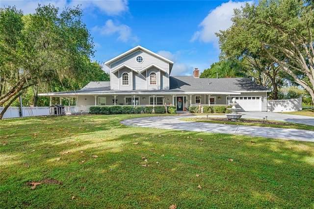 732 N Highland Avenue, Tarpon Springs, FL 34688 (MLS #U8102983) :: Griffin Group