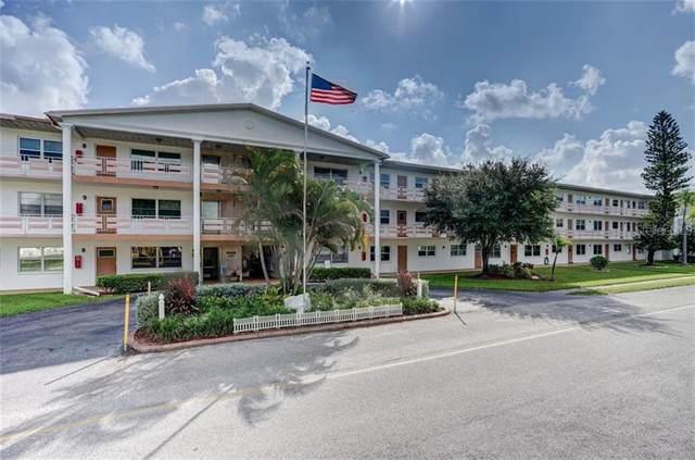 6015 19TH Street N #115, St Petersburg, FL 33714 (MLS #U8103006) :: Premier Home Experts