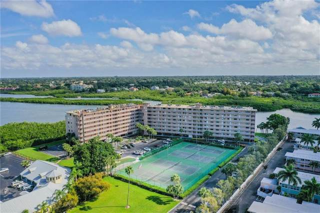 19451 Gulf Boulevard #610, Indian Shores, FL 33785 (MLS #U8103015) :: Lockhart & Walseth Team, Realtors
