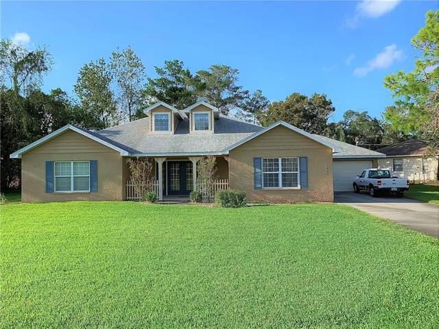 2427 Rim Drive, Spring Hill, FL 34609 (MLS #U8103134) :: Premium Properties Real Estate Services