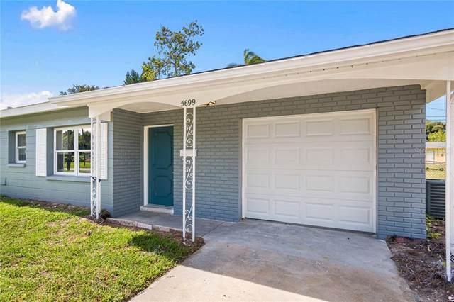 5699 5TH Street S, St Petersburg, FL 33705 (MLS #U8103203) :: Gate Arty & the Group - Keller Williams Realty Smart