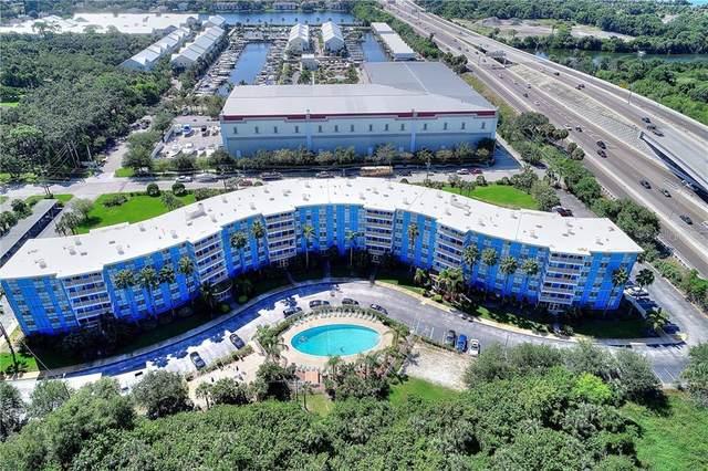 3315 58TH Avenue S #408, Saint Petersburg, FL 33712 (MLS #U8103223) :: Gate Arty & the Group - Keller Williams Realty Smart