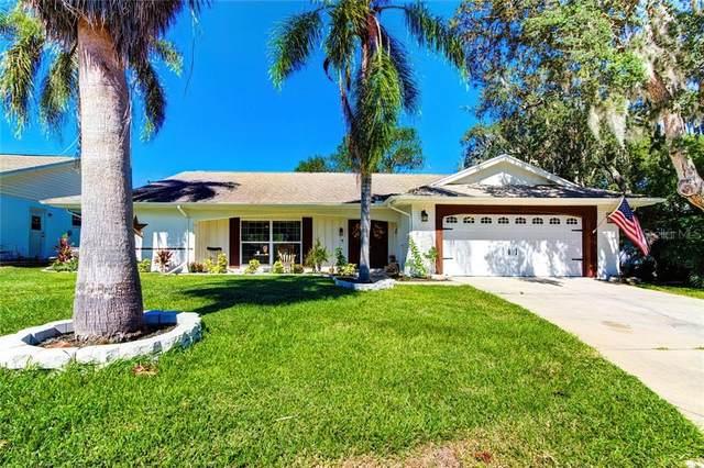 8807 Avondale Lane, Hudson, FL 34667 (MLS #U8103239) :: Gate Arty & the Group - Keller Williams Realty Smart