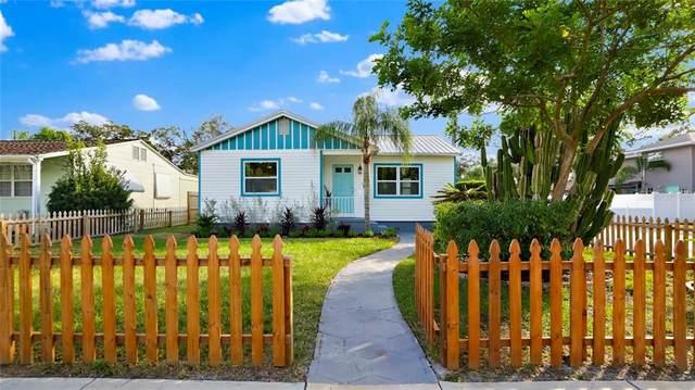 4838 6TH Avenue N, St Petersburg, FL 33713 (MLS #U8103249) :: Gate Arty & the Group - Keller Williams Realty Smart