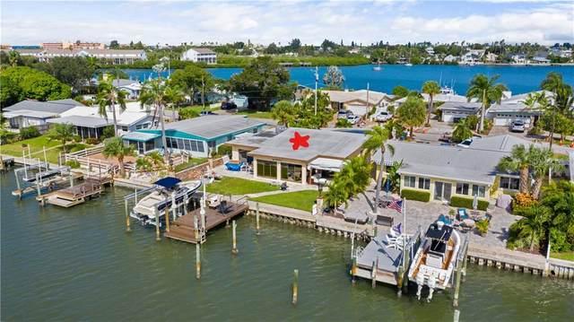 357 La Hacienda Drive, Indian Rocks Beach, FL 33785 (MLS #U8103399) :: Lockhart & Walseth Team, Realtors