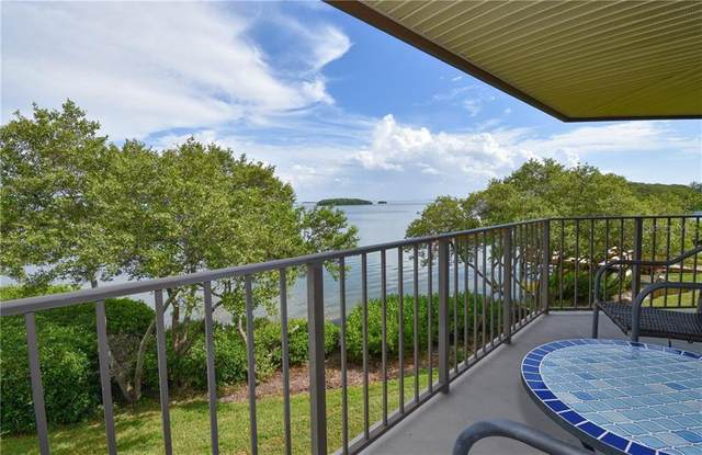 1515 Pinellas Bayway S #70, Tierra Verde, FL 33715 (MLS #U8103402) :: Heckler Realty